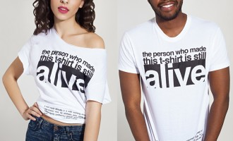 LowRes Alive T-Shirt