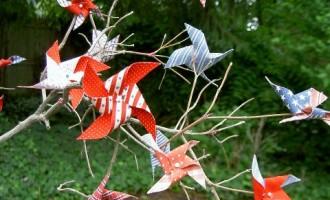 DIY: Fabric Pinwheels