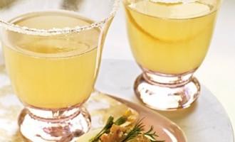 Limoncello-Champagne Italian Cocktail Recipe