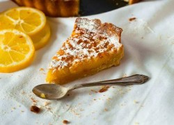 Thursday's Recipe | Lemon Tart