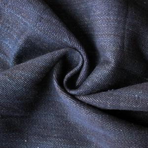 Dark Blue Organic Denim - Offset Warehouse