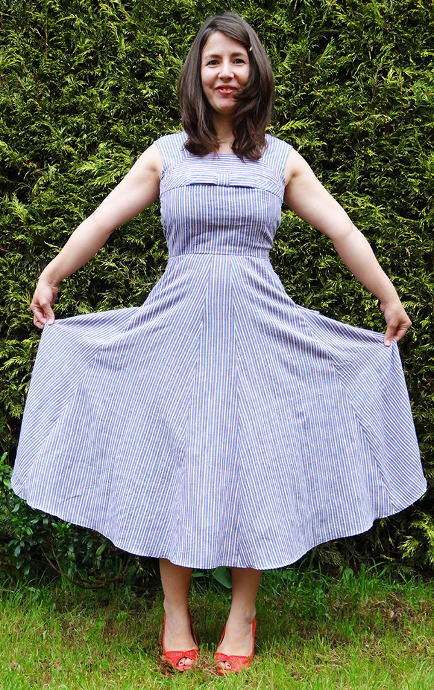 Offset Warehouse Fabric Frock!
