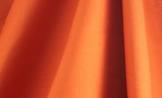orange percale