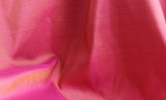 Pink Peace Silk Taffeta