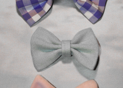 Franki's Zero Waste Fabric pattern ideas | Bow & Collar