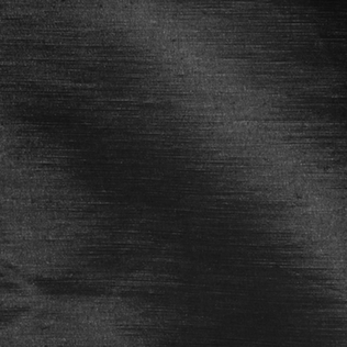 Black Hemp Silk Charmeuse
