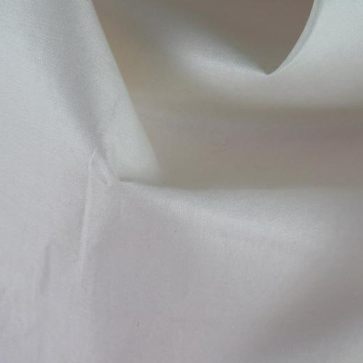 Natural Draped peace silk