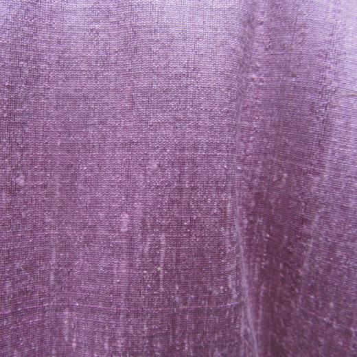 Lavender Raw Silk