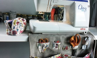 Sally's sewing machine
