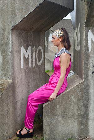 Ethical Fashion Designer Jane Street's work
