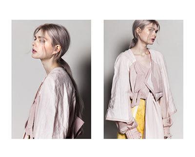 Ethical Fashion Design student Sofia Llmonen's work