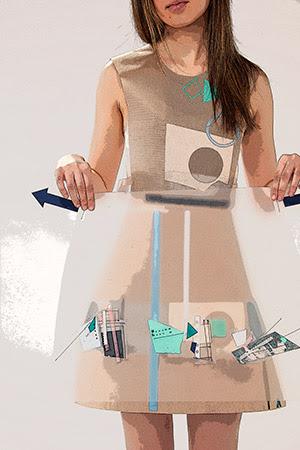 Ethical Fashion Designer Sara Morbey's work
